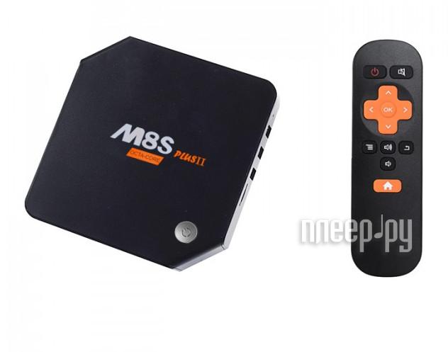 Медиаплеер INVIN M8S Plus II 3Gb