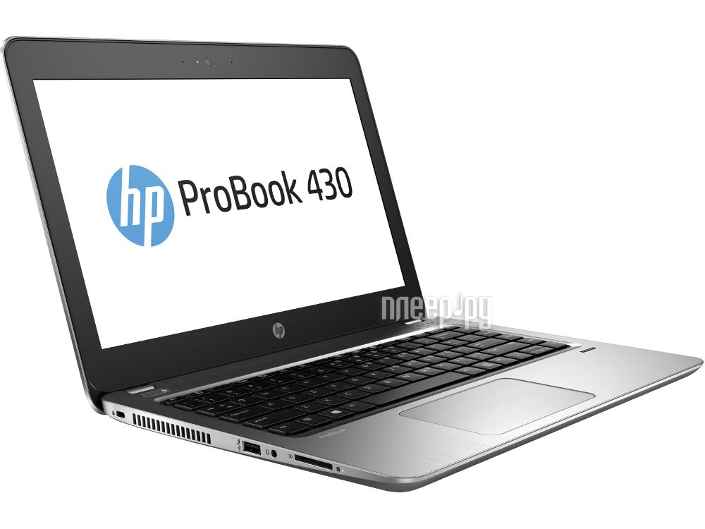 Ноутбук HP ProBook 430 G4 Y7Z51EA (Intel Core i5-7200U 2.5 GHz / 4096Mb / 128Gb SSD / No ODD / Intel HD Graphics / Wi-Fi / Bluetooth / Cam / 13.3 / 1920x1080 / DOS)