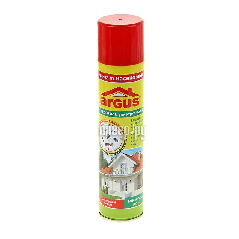 Средство защиты от мух ARGUS 301621 - аэрозоль универсальный