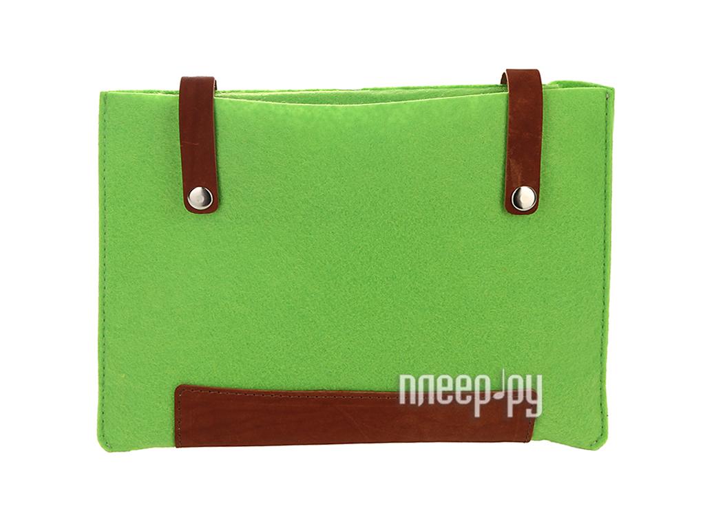 Аксессуар Чехол 8-inch IQ Format Green
