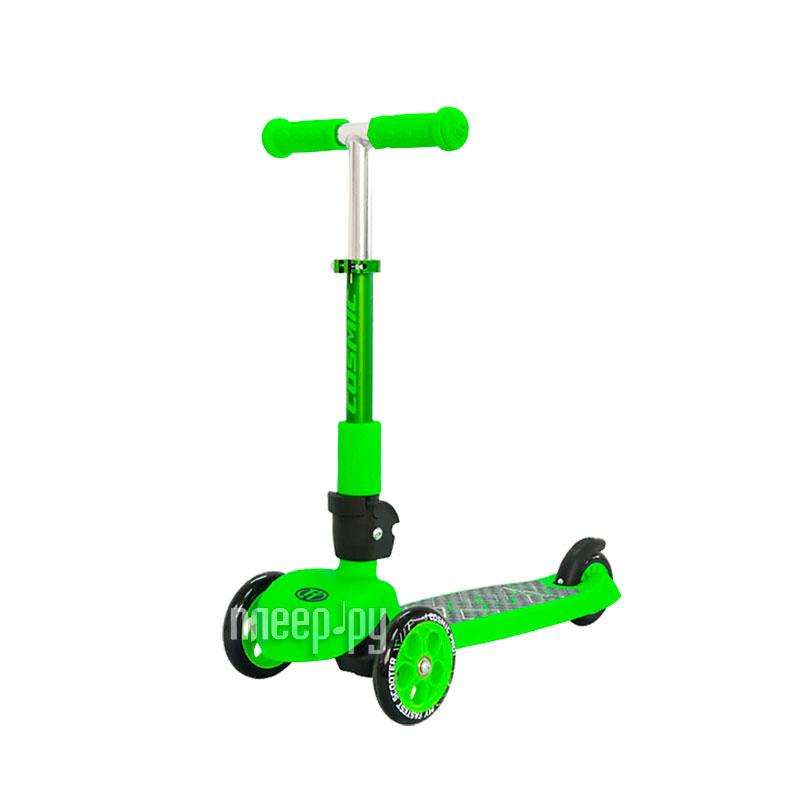 Самокат Tech Team TT Cosmic Pro Green