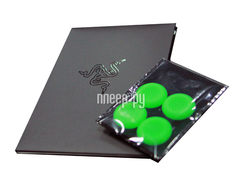 Гаджет Razer Analog Stick Rubber Grip Caps for Gamepad Controllers