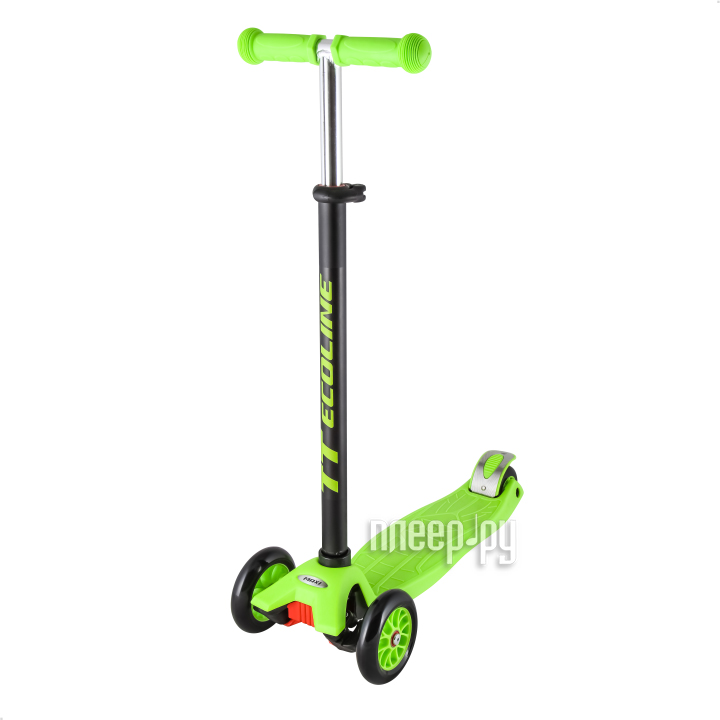 Самокат Tech Team Ecoline Maxi Light Green