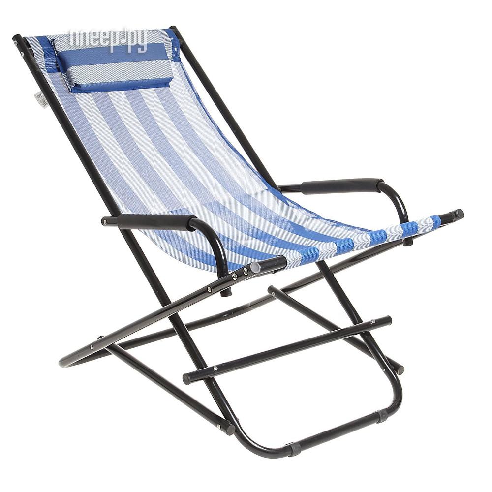 Стул Onlitop Migel 161295 Grey-Blue кресло-качалка