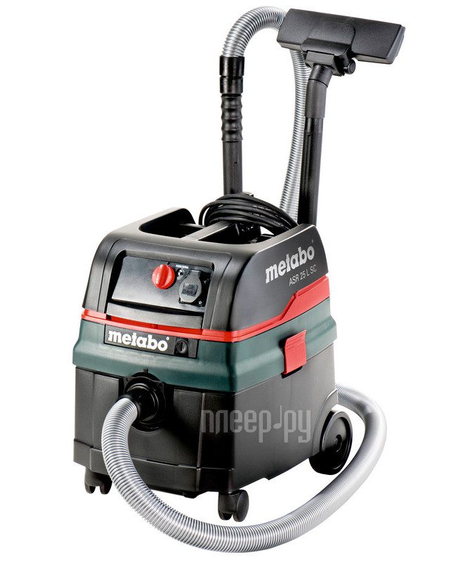 Пылесос Metabo ASR 25 L SC 602024000