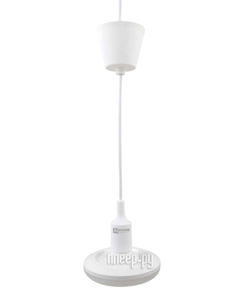 Лампочка IN HOME LED-UFO 15W 230V 4000K 1350Lm 150mm E27 4690612007328