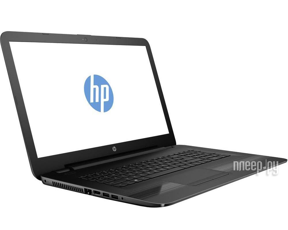 Ноутбук HP 17-x106ur Black 1DN00EA (Intel Core i5-7200U 2.5 GHz / 6144Mb / 500Gb / DVD-SM / AMD Radeon R5 M430 2048Mb / Wi-Fi / Bluetooth / Cam / 17.3 / 1600x900 / Windows 10)