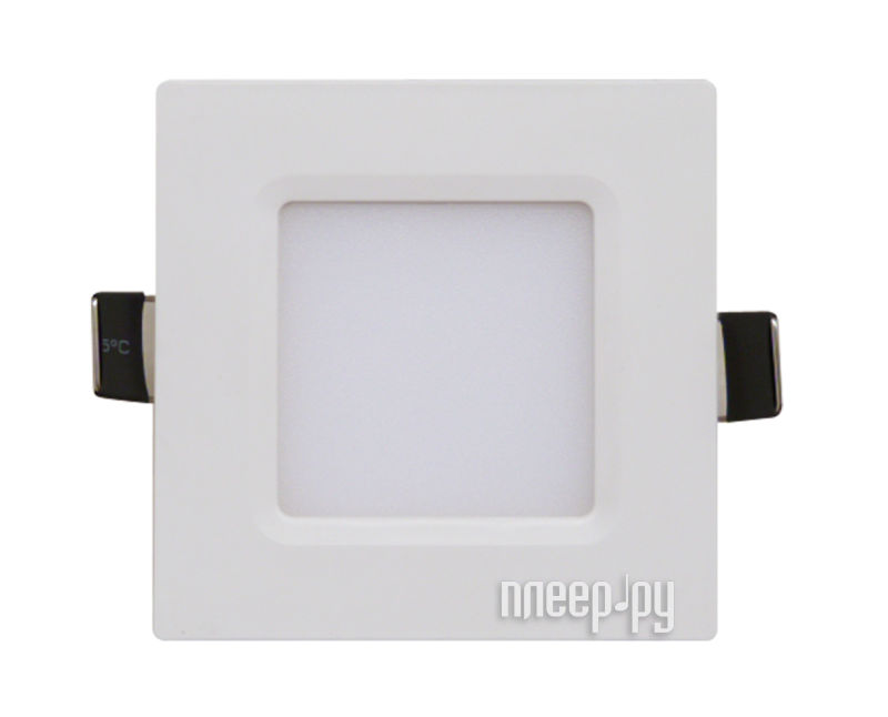 Светильник IN HOME SLP-eco 3W 230V 4000K 210Lm White IP40 4690612007144