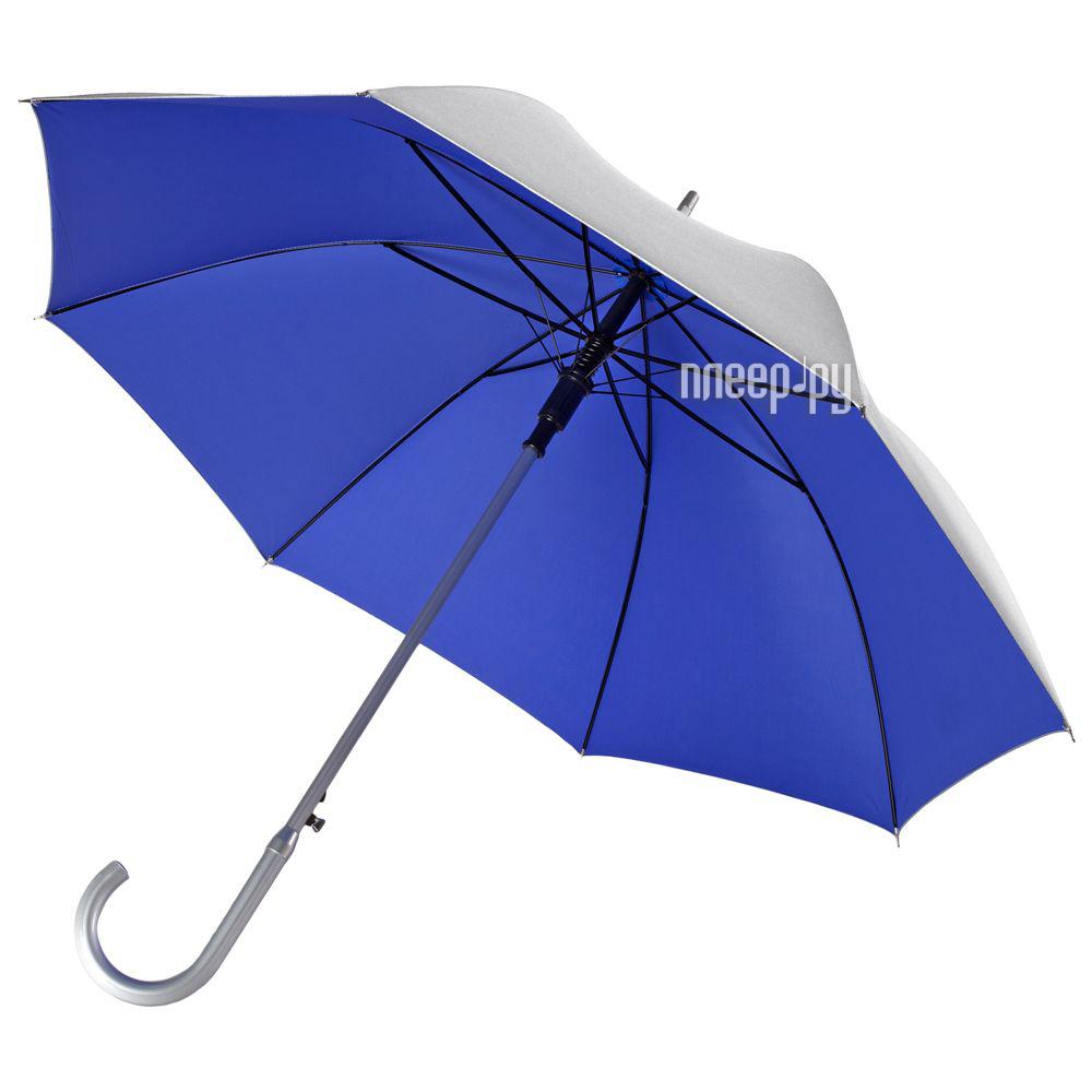 Зонт UNIT Трость Silver Blue