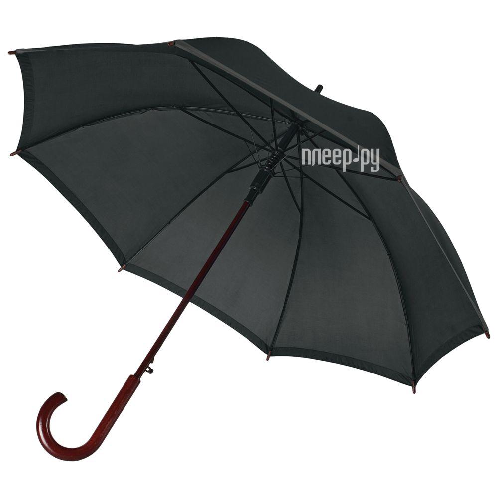Зонт UNIT Reflect Black