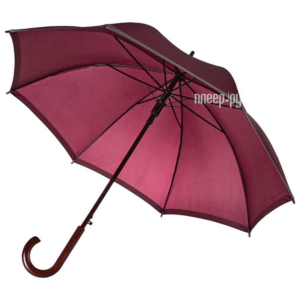 Зонт UNIT Reflect Burgundy