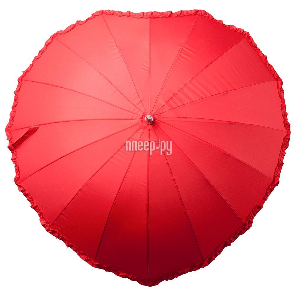 Зонт Проект 111 Сердце Red