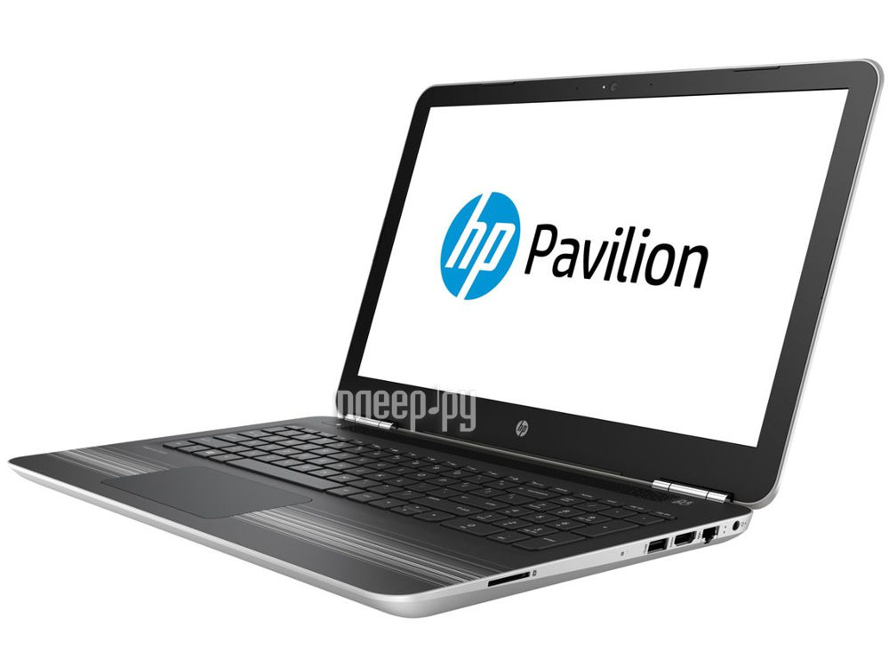 Ноутбук HP Pavilion 15-au129ur Z6K75EA (Intel Core i3-7100U 2.4 GHz / 4096Mb / 1000Gb / DVD-RW / Intel HD Graphics / Wi-Fi / Bluetooth / Cam / 15.6 / 1366x768 / Windows 10 64-bit)