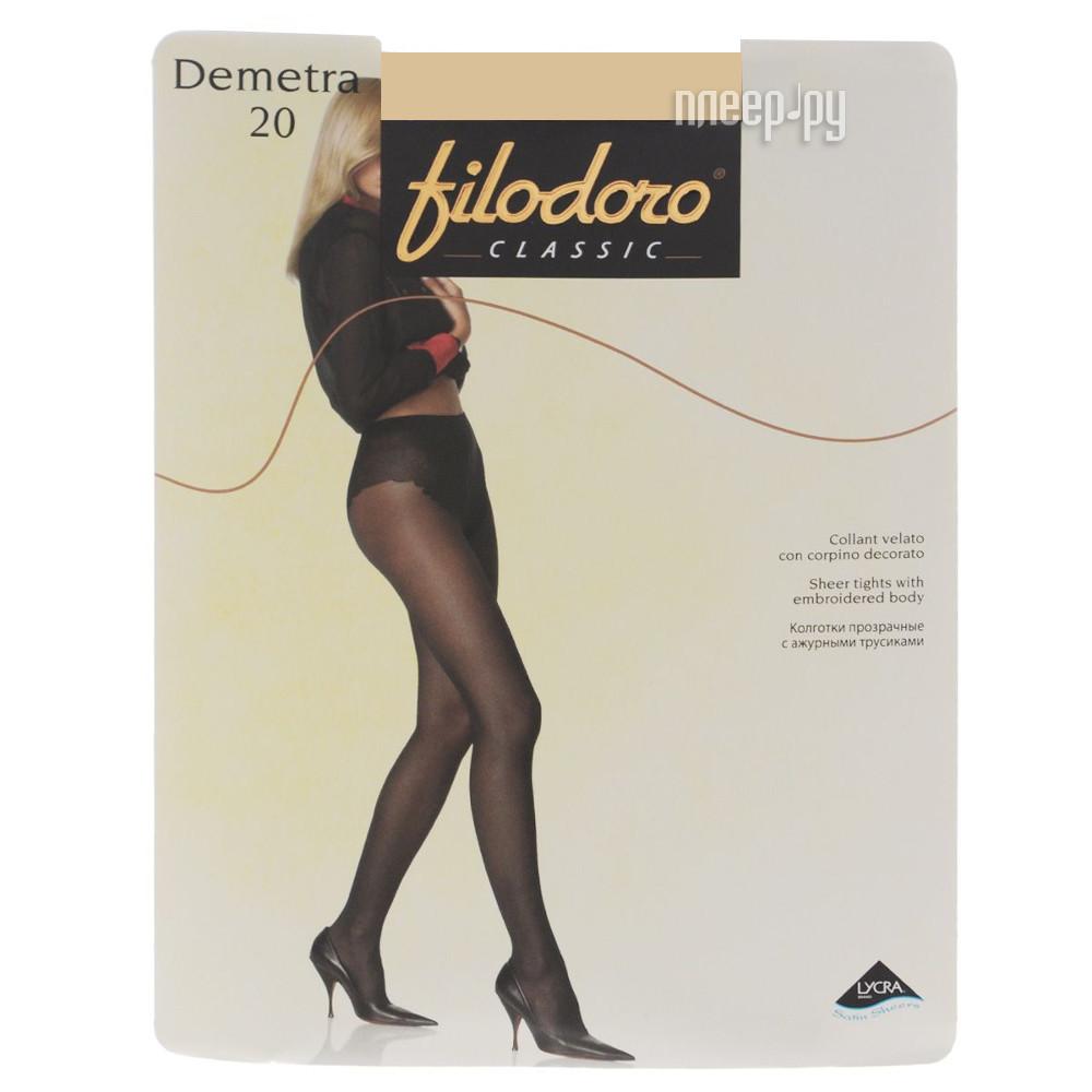 Колготки Filodoro Demetra размер 2 плотность