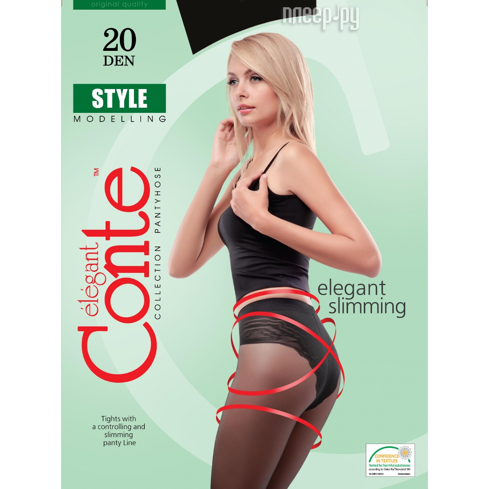 Колготки Conte Style размер 3