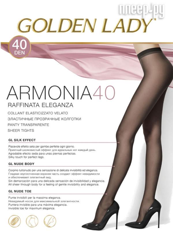 Колготки Golden Lady Armonia размер 3 плотность 40 Den Daino