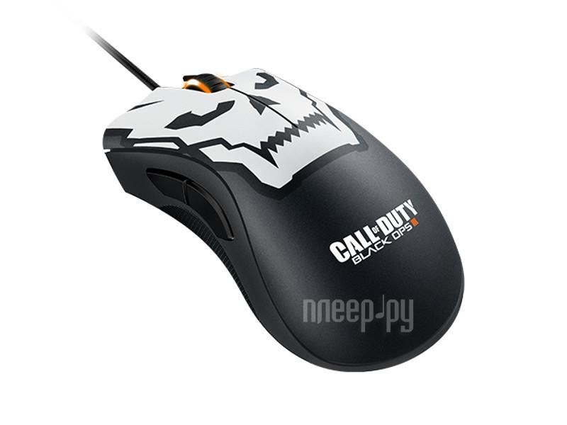 Мышь Razer DeathAdder Chroma Call of Duty Black Ops III RZ01-01210200-R3M1