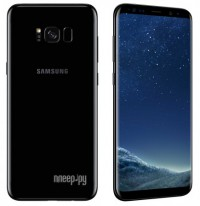 Сотовый телефон Samsung SM-G955FD Galaxy S8 Plus 64Gb Black