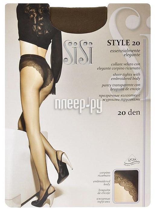 Колготки SiSi Style размер 4 плотность 20 Den Daino