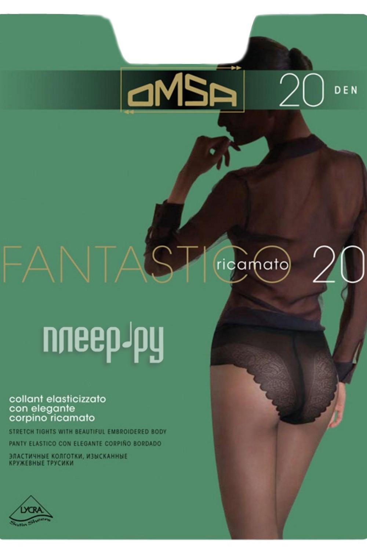 Колготки OMSA Fantastico размер 4