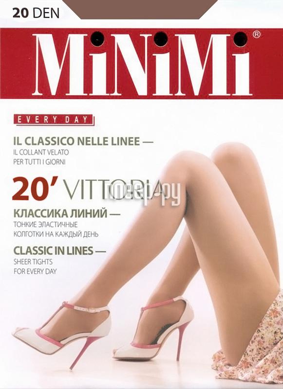 Колготки MiNiMi Vittoria размер 3 плотность 20 Den Daino за 126 рублей
