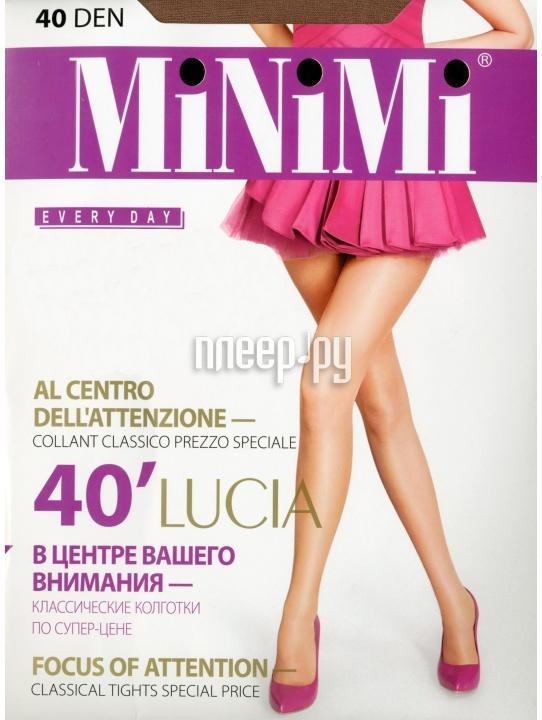 Колготки MiNiMi Lucia размер 2 плотность 40 Den Daino