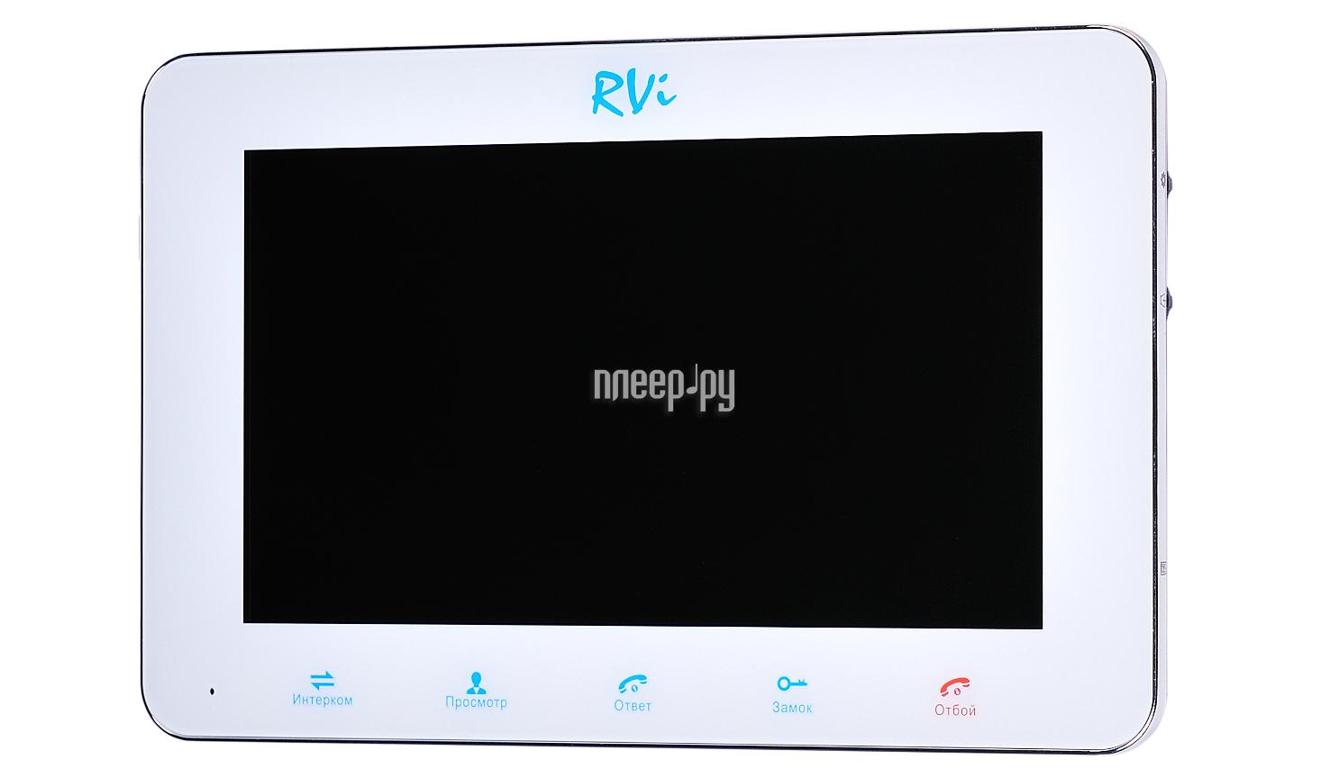 Видеодомофон RVi RVi-VD7-11M White