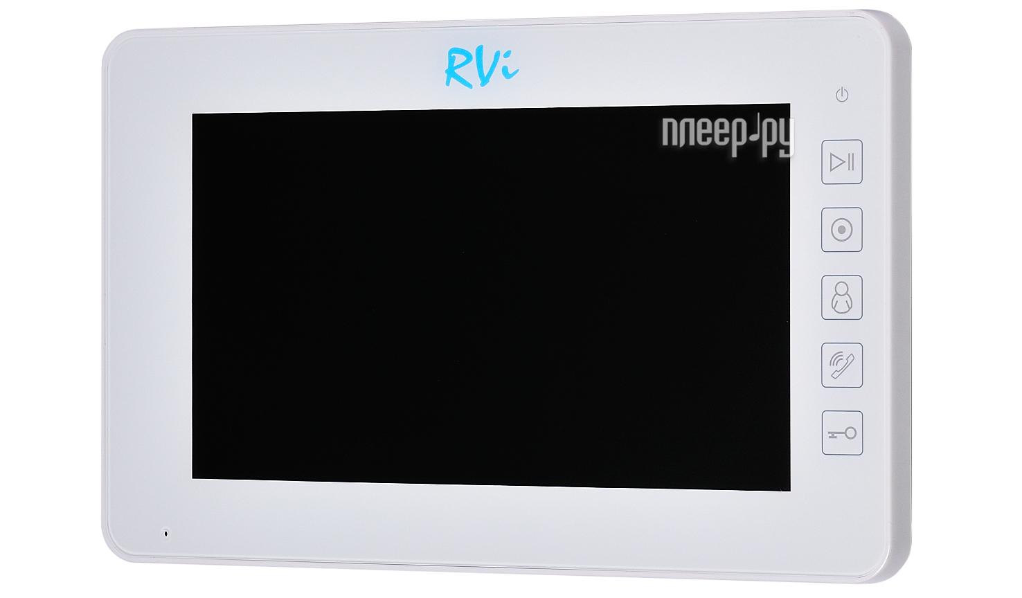 Видеодомофон RVi RVi-VD7-22 White