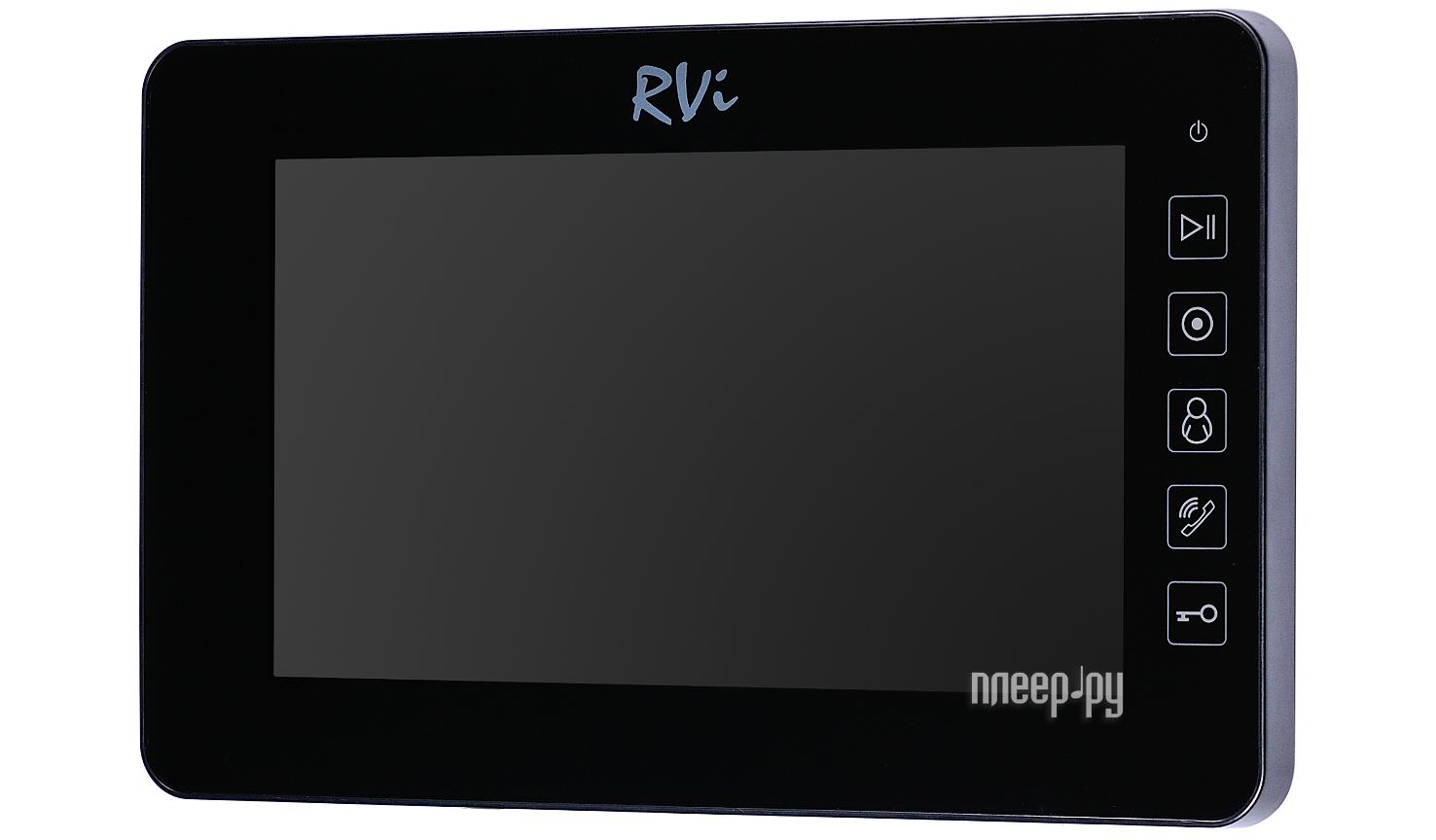 Видеодомофон RVi RVi-VD10-21M Black