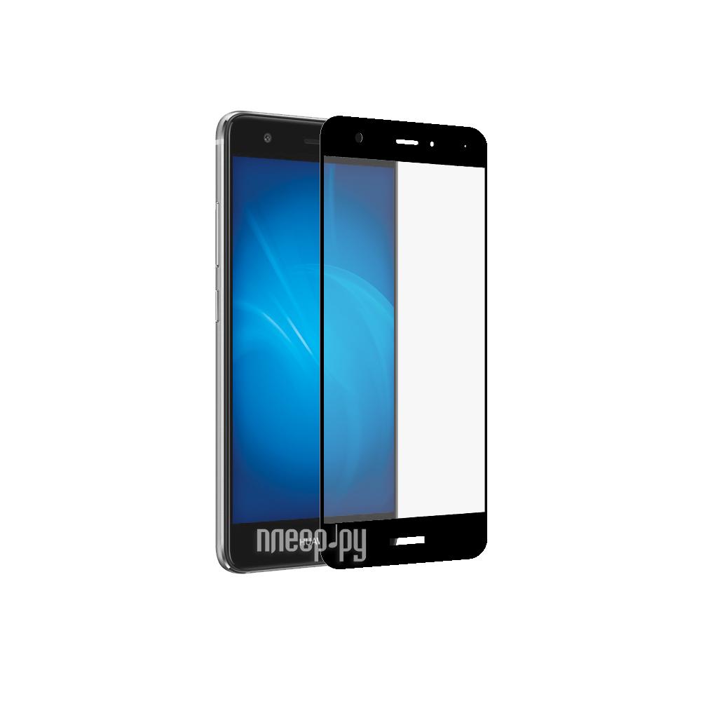 Аксессуар Защитное стекло Huawei Nova Zibelino TG Full Screen 0.33mm 2.5D Black ZTG-FS-HUA-NOV-BLK