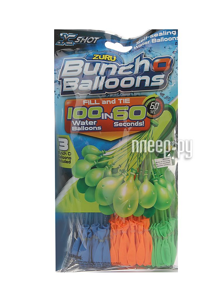 Игра спортивная Zuru Bunch O Balloons 100 шаров Z1213