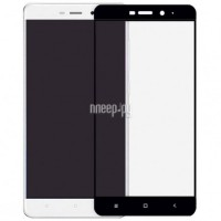 Аксессуар Защитное стекло Xiaomi Redmi 4A Zibelino Full Screen 0.33mm 2.5D Black ZTG-FS-XMI-RDM-4A-BLK