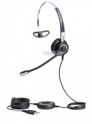 Купить Гарнитура Jabra BIZ 2400 USB Mono Lync with Bluetooth 2496-823-104
