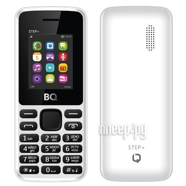 Сотовый телефон BQ Mobile BQM-1831 Step+