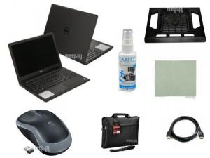 Купить Ноутбук Dell Inspiron 3567 3567-7855 Выгодный набор + подарок серт. 200Р!! (Intel Core i3-6006U 2.0 GHz/4096Mb/500Gb/DVD-RW/Intel HD Graphics/Wi-Fi/Bluetooth/Cam/15.6/1366x768/Linux)