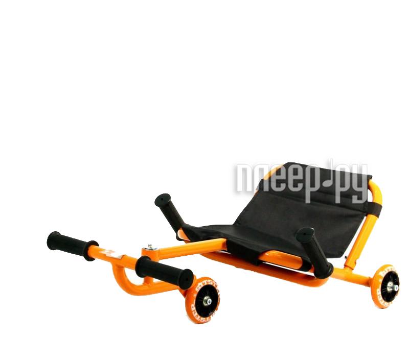 Самокат Sitstep с 7 до 10 лет Orange