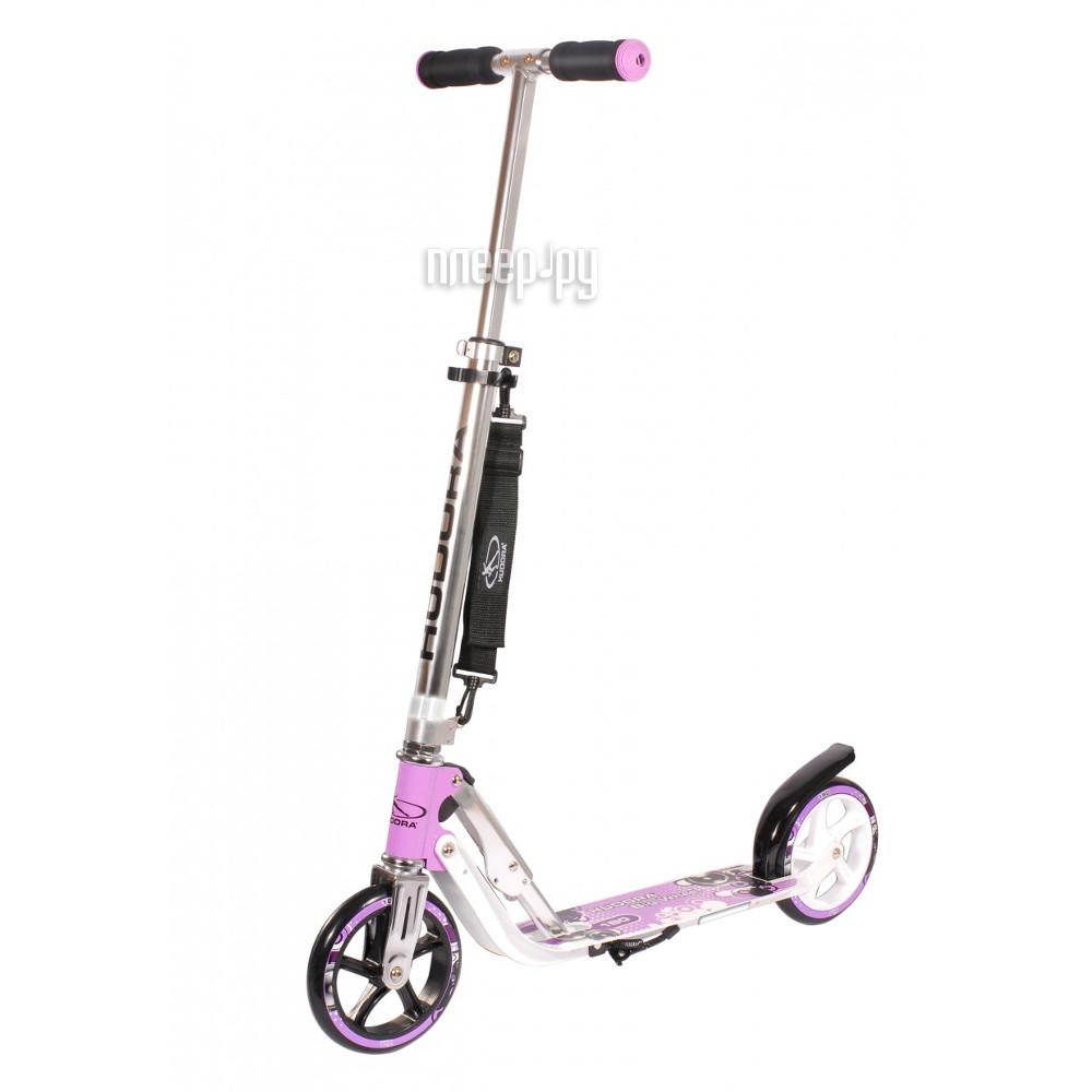 Самокат Hudora Big Wheel 180 Lilac