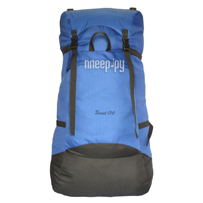 Рюкзак PRIVAL Скаут 110 Blue