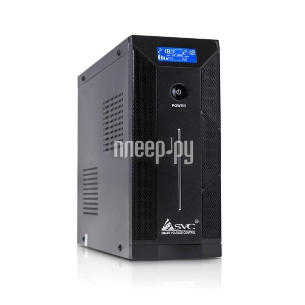 Источник бесперебойного питания SVC W-1500 1500BA/900W для котлов