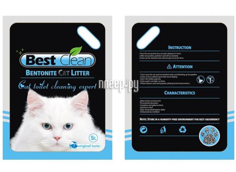 Наполнитель Best Clean Натуральный 5L