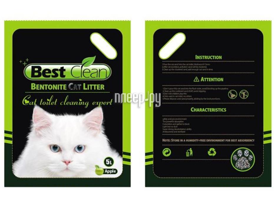 Наполнитель Best Clean Яблоко 5L