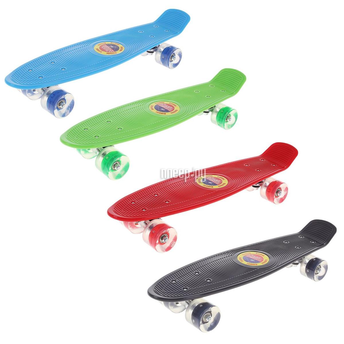 Скейт СИМА-ЛЕНД M-350 Микс 892582 за 1000 рублей