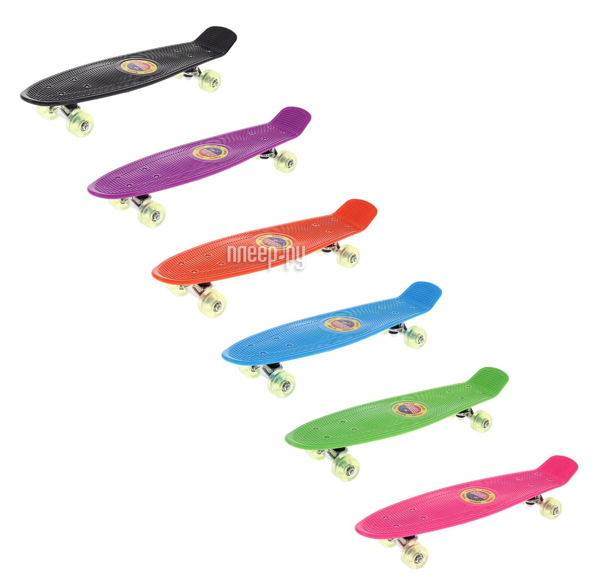Скейт СИМА-ЛЕНД M-450 Микс 134276