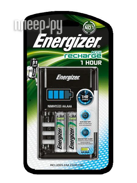 Зарядное устройство Energizer Recharge 1HR Charger 630720/632960