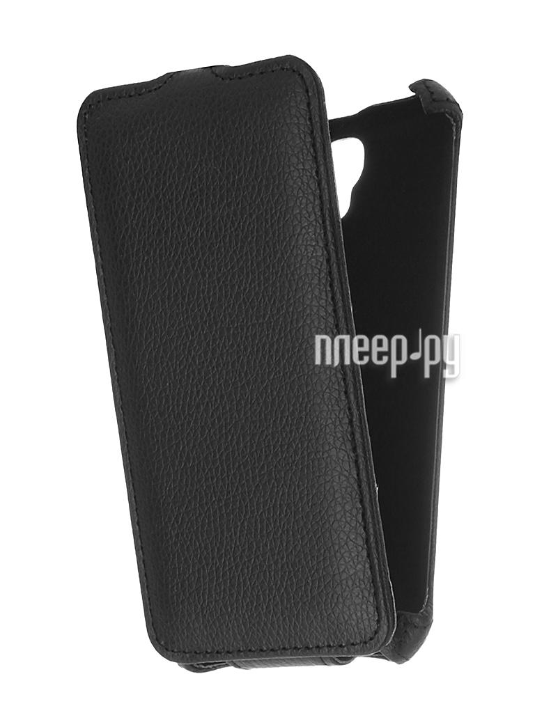 Аксессуар Чехол Alcatel One Touch 5010D Pixi 4 Zibelino Classico Black ZCL-ALC-5010D-BLK