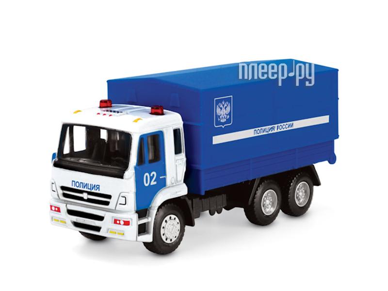 Машина Технопарк Полиция России X600-H09100-R за 311 рублей