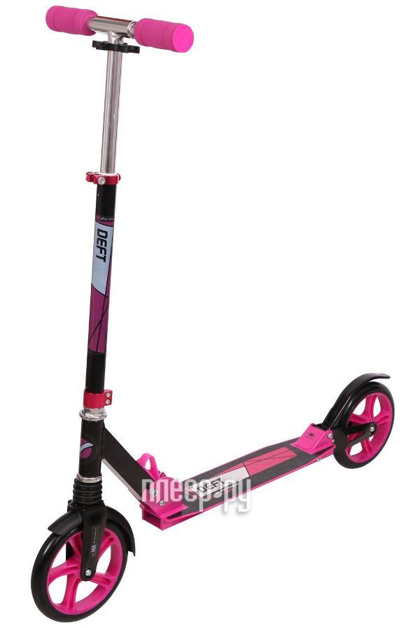 Самокат Novatrack Deft Pink 200DS.DEFT.PN7