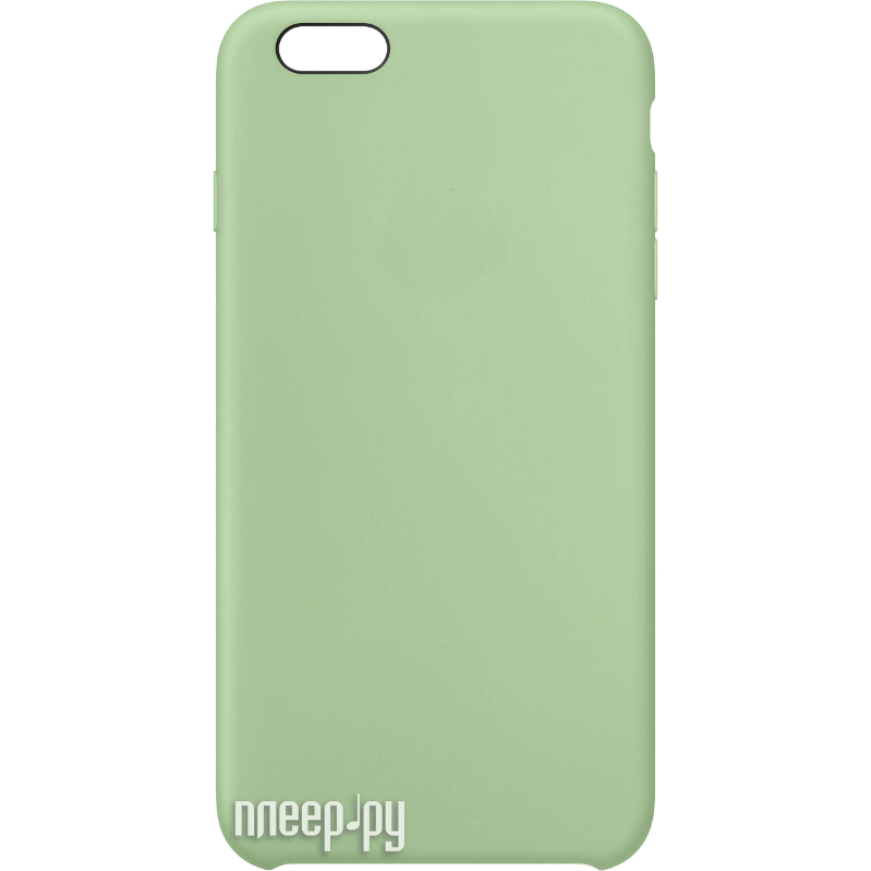 Аксессуар Чехол Krutoff Silicone Case для APPLE iPhone 7 Mint 10741