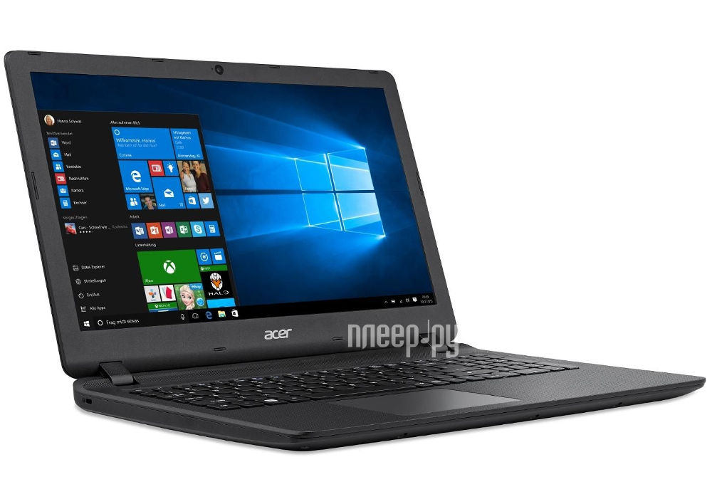 Ноутбук Acer Aspire ES1-533-C7UM NX.GFTER.030 (Intel Celeron N3350 1.1 GHz / 4096Mb / 500Gb / Intel HD Graphics / Wi-Fi / Bluetooth / Cam / 15.6 / 1366x768 / Windows 10 64-bit) за 16977 рублей