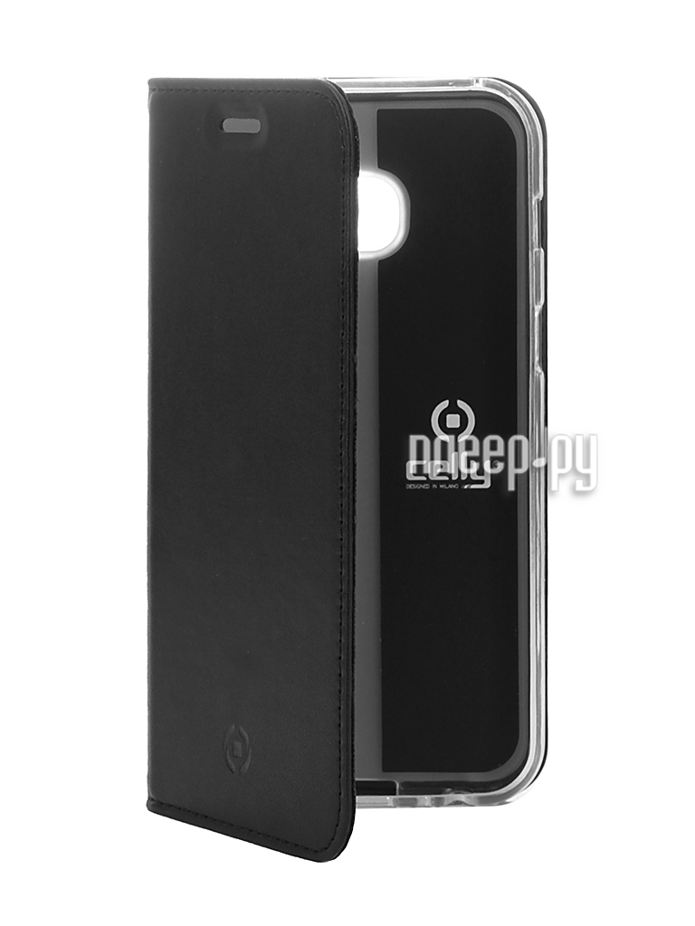 Аксессуар Чехол Samsung Galaxy A3 2017 Celly Air Case Black AIR643BKCP